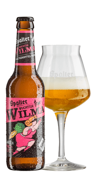 "Spalter ""Wuchtige Wilma"" 0,33 l"